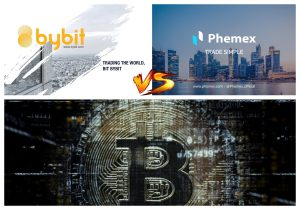 best crypto exchanges Bybit and Phemex