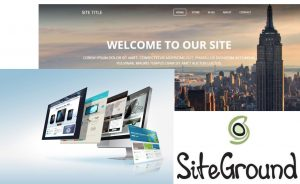 Siteground is the best hosting for wordpress